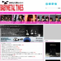 BABYMETAL TIMES